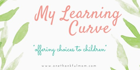 MLC - offering choices to children