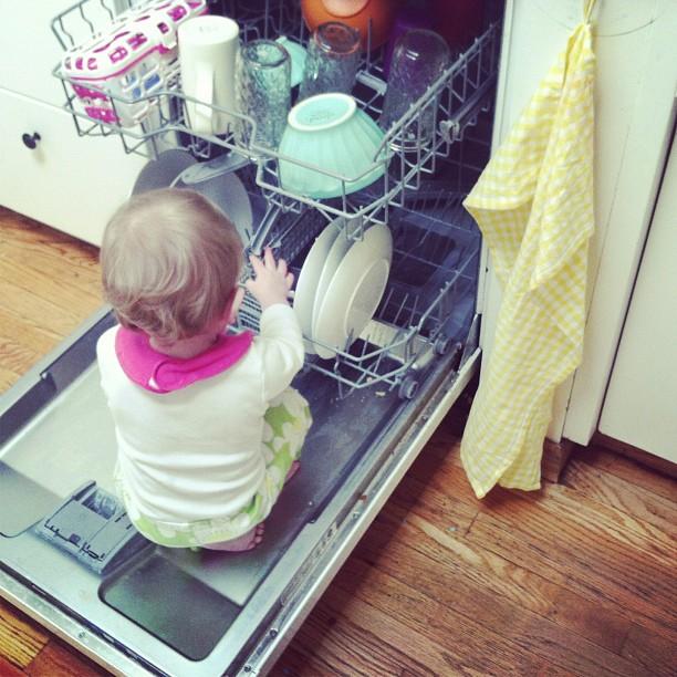 destiny dishwasher