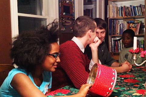Christmas Eve - Advent activities