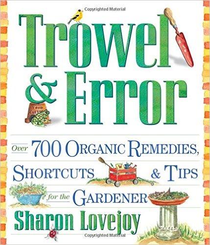 trowel and error