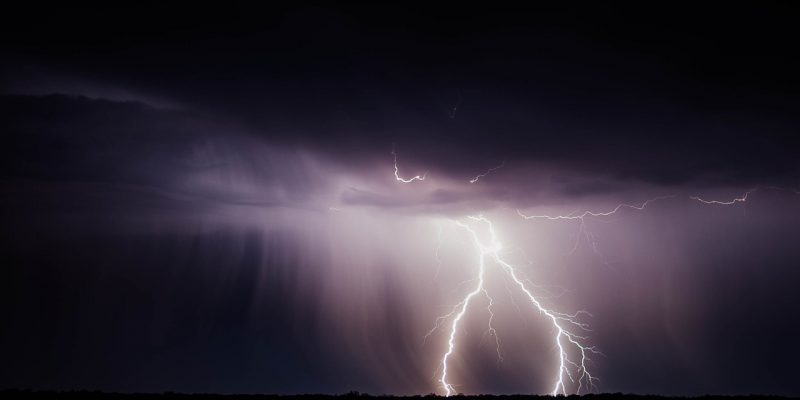 Trauma Triggers are Like Lightning Bolts