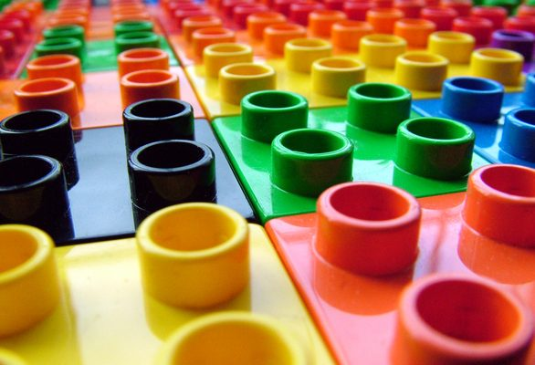 How Do You Organize Legos?