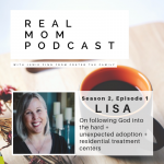 Real Mom Podcast, Holidays, and more