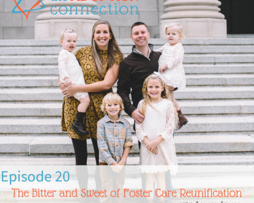 The Bitter and Sweet of Foster Care with Jamie Finn