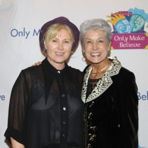 portrait of Deborra Jackman and Karyn Purvis