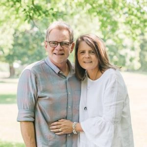 Portrait of Mary Beth and Steven Curtis Chapman